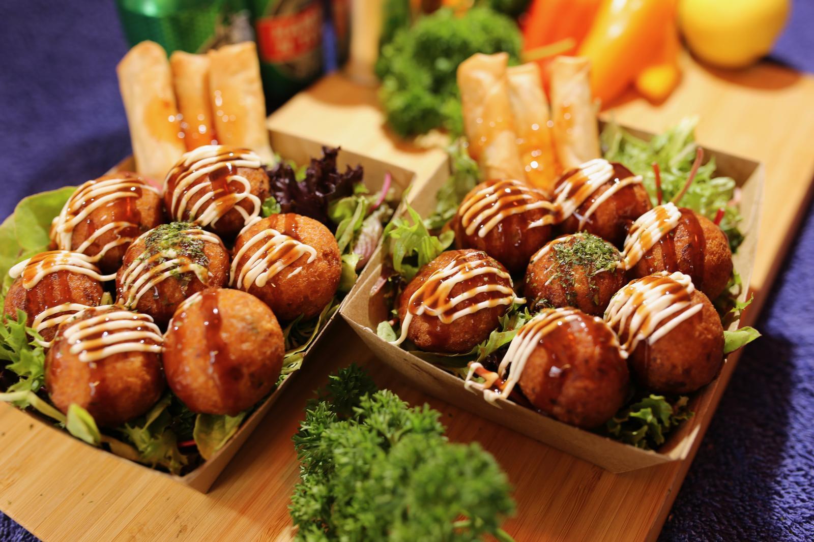 Takoyaki Set