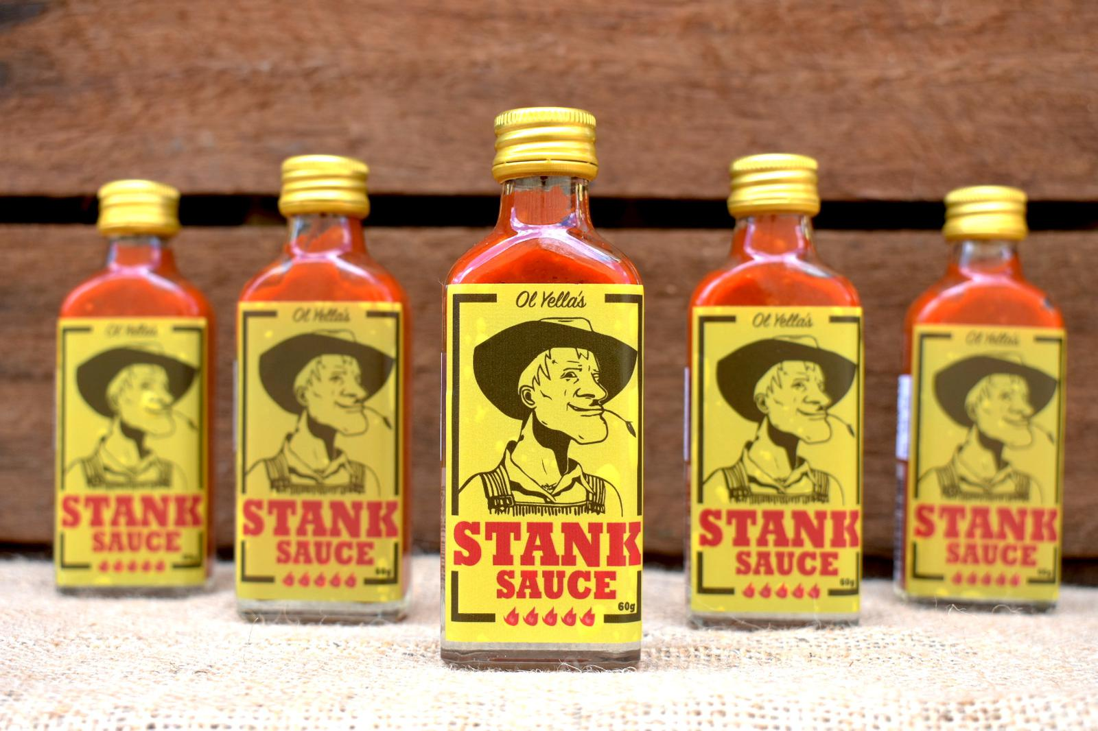 Stank Sauce