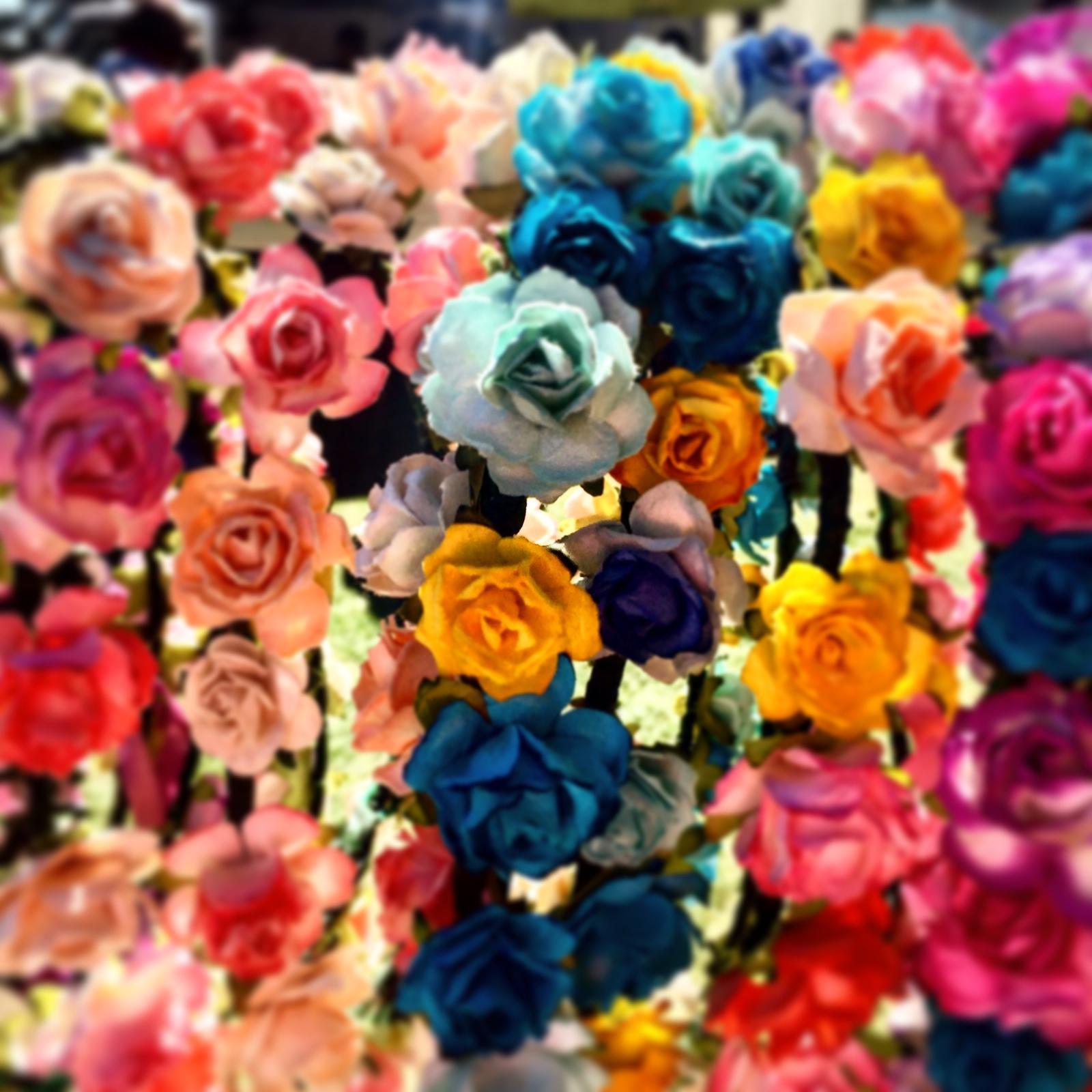Flower crown frenzy