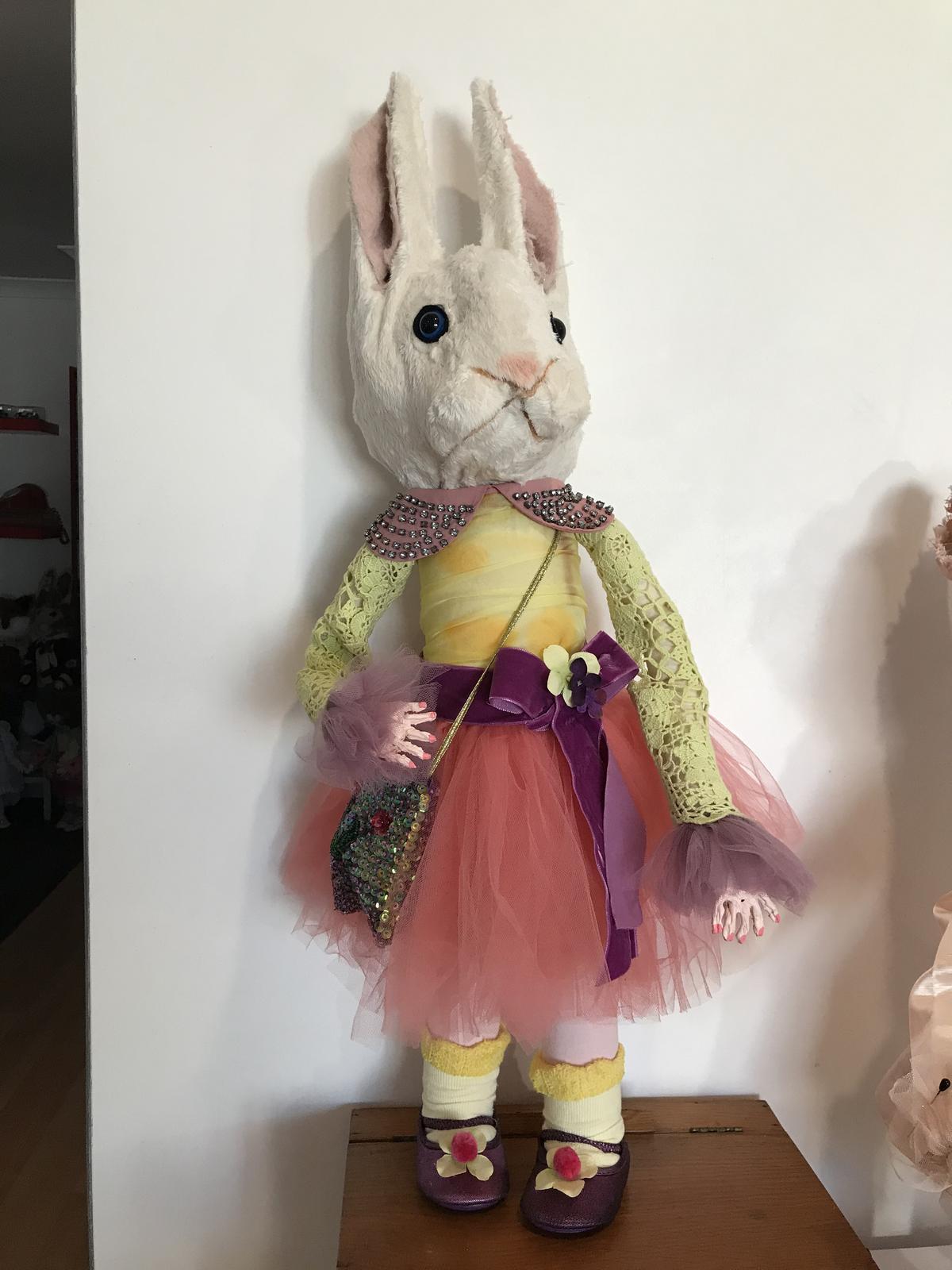 Miss Anthro Rabbit