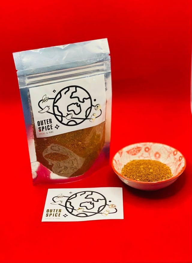 Chilli Griller Coffee Rub