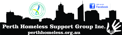 perth homeless support group logo