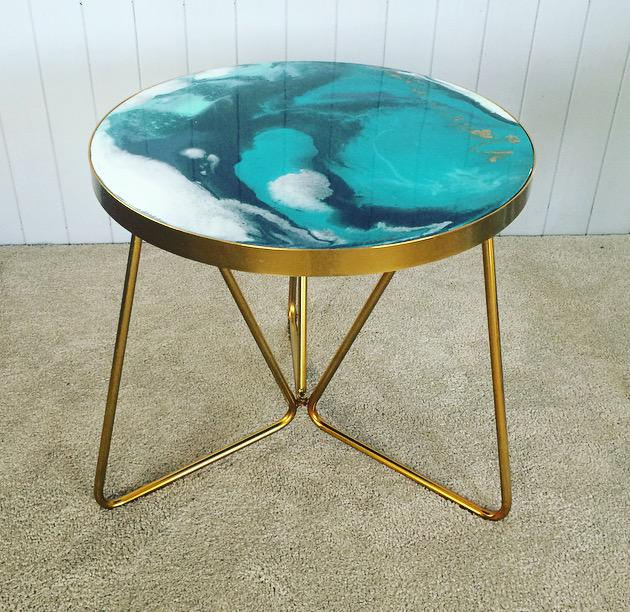 Resin Art Furniture