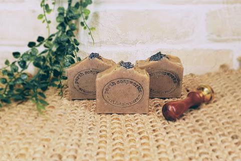 Vanilla Vintage handmade soap