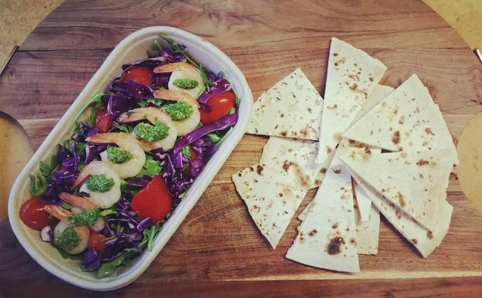 Piadina Salad