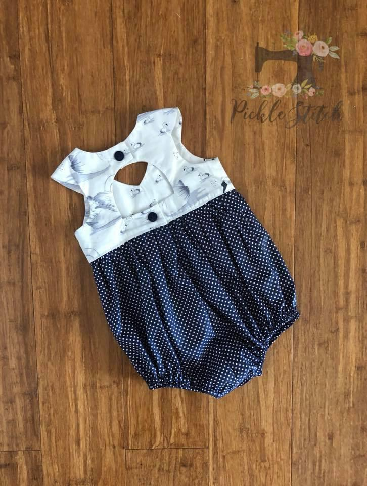 Tea Party Romper