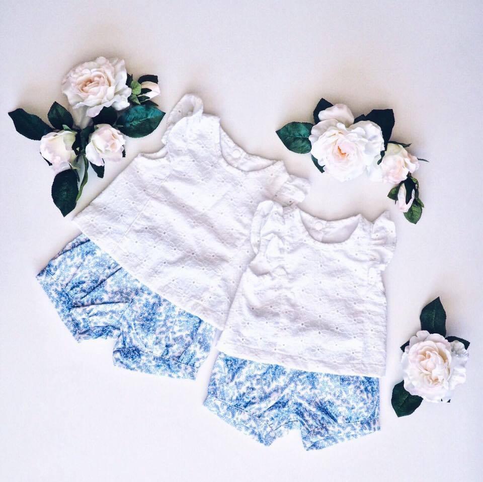 Chloe Set - Shorts and top set