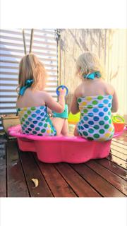 Bathers sister set
