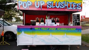 Pop Up Slushies