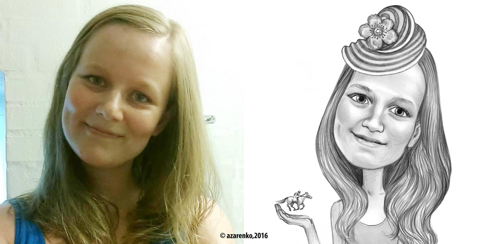 Sample of a caricature 5