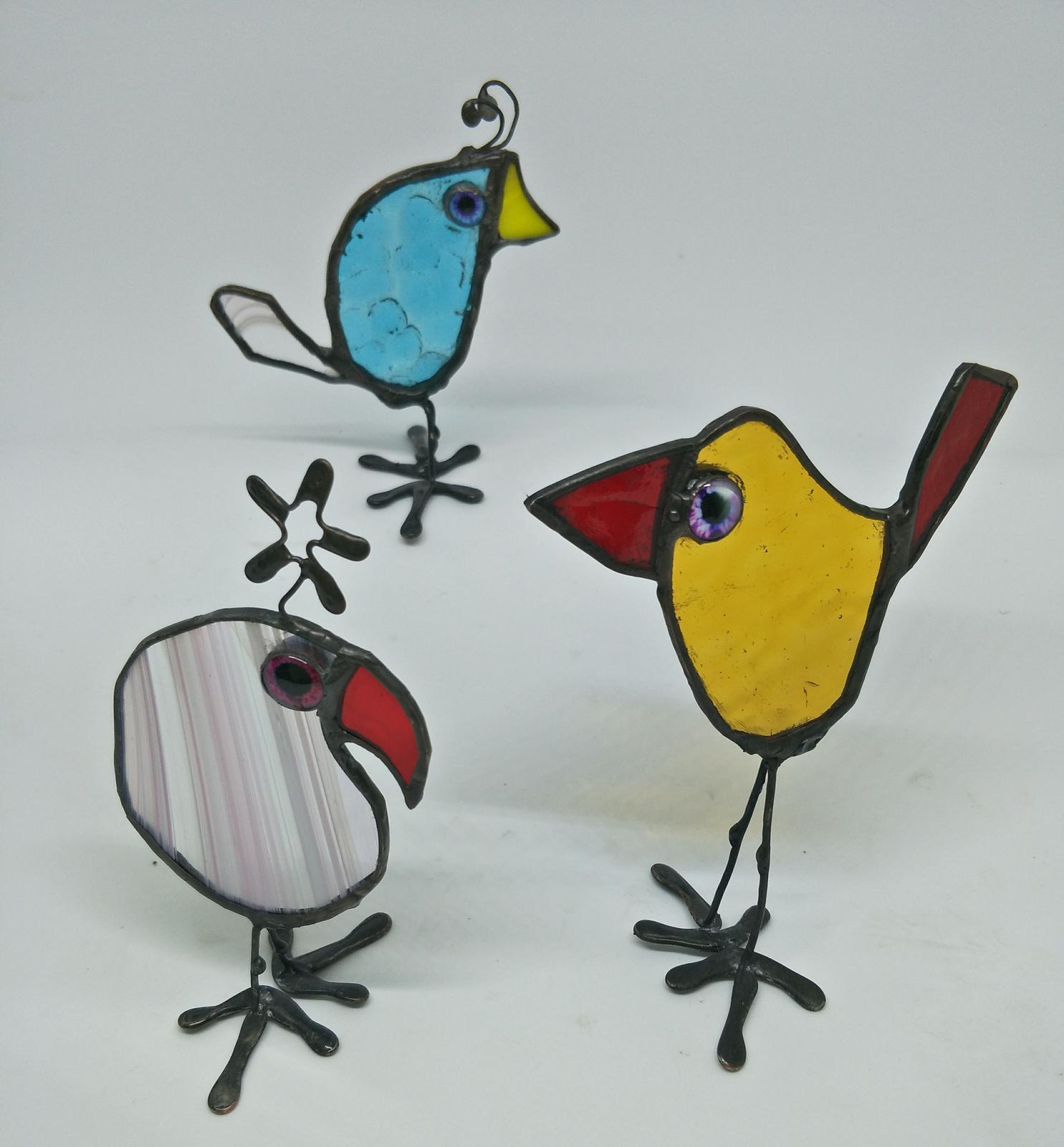 Quirky Birds