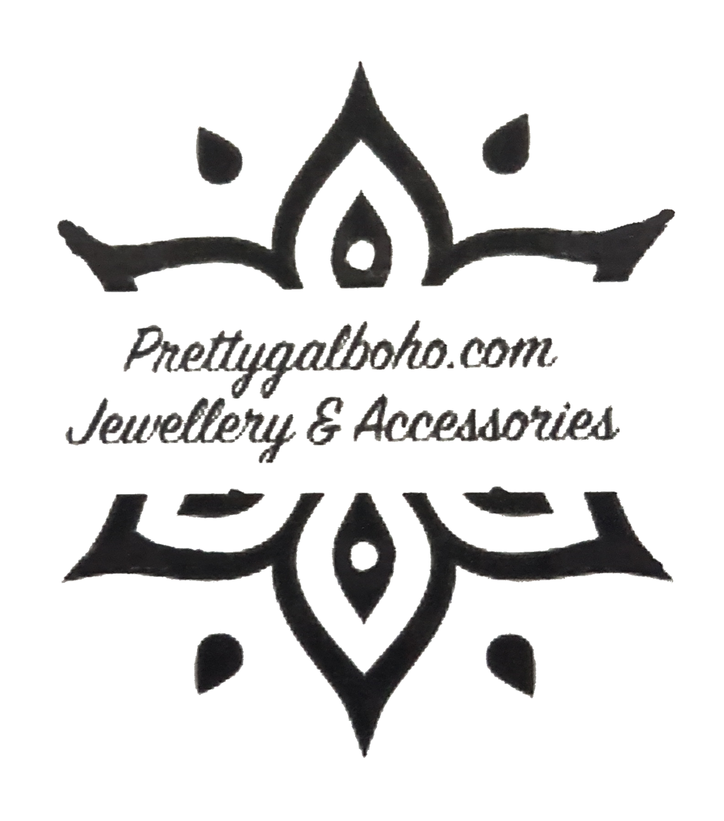 Prettygalboho Logo