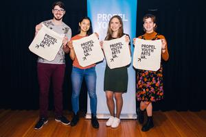 Propel Youth Arts WA