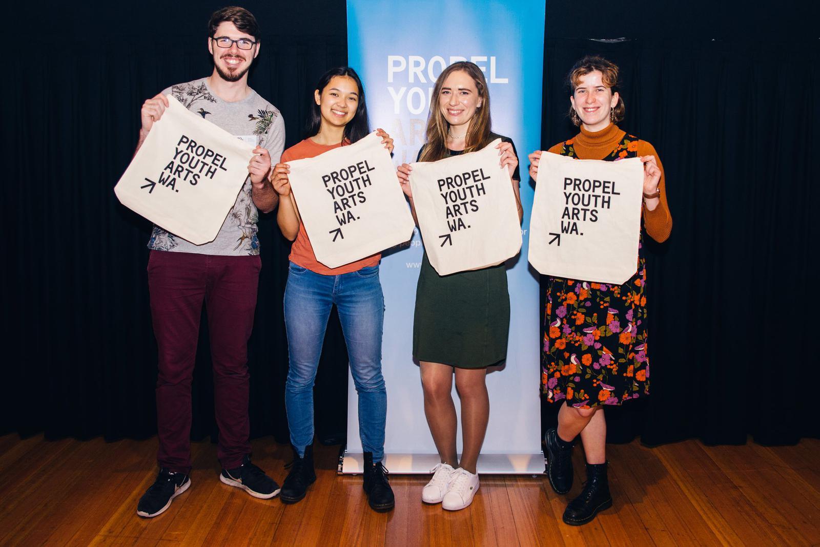 Propel Volunteers 2018