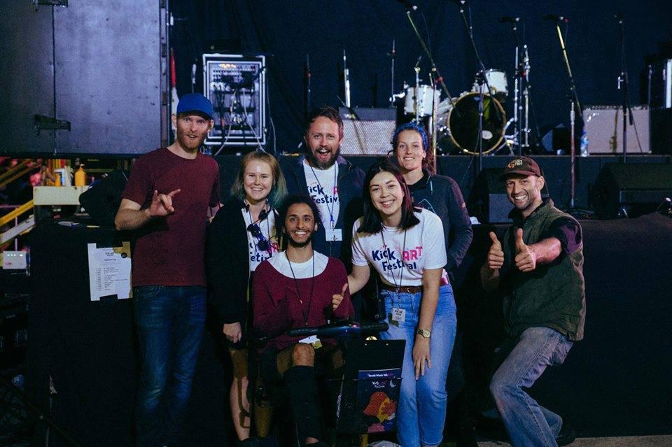 Propel Youth Arts WA - Team