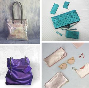 PurJus Leather Bags & Accessories