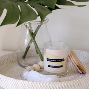 Pure luxe Candle Co