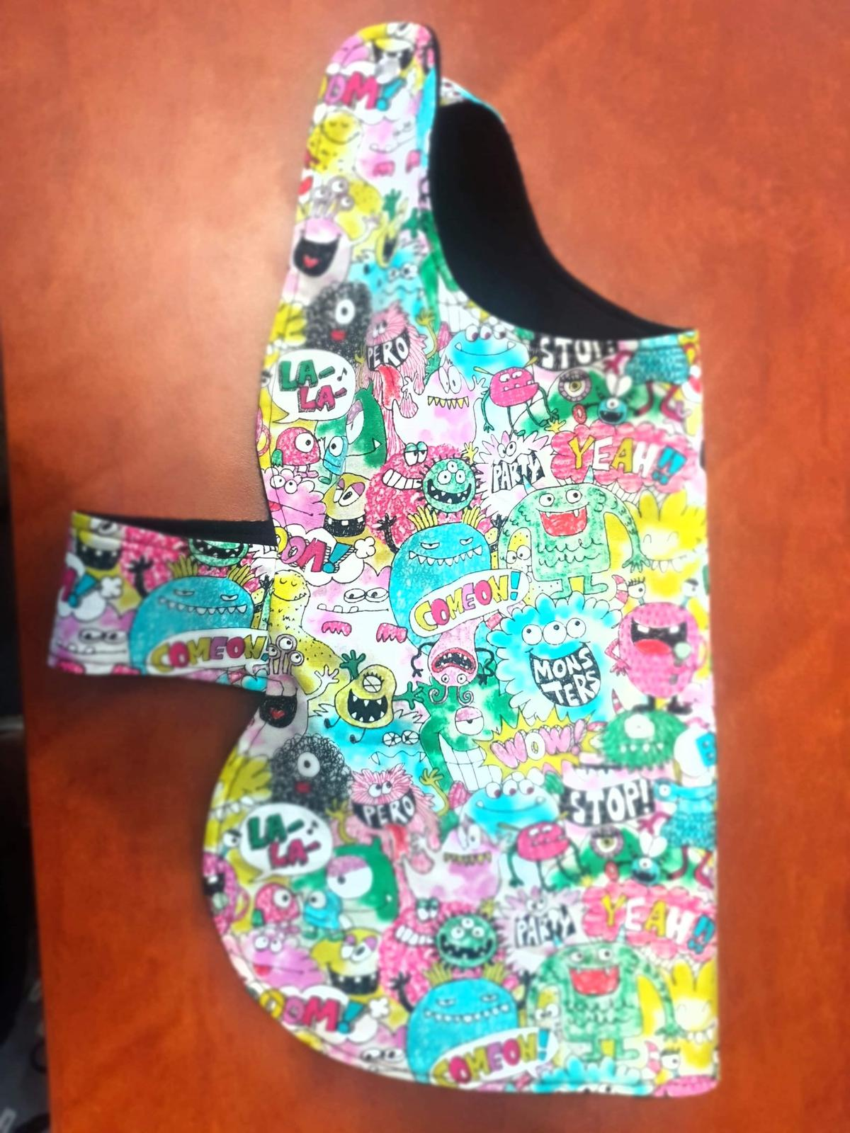 Funky Dog Coats hand made!
