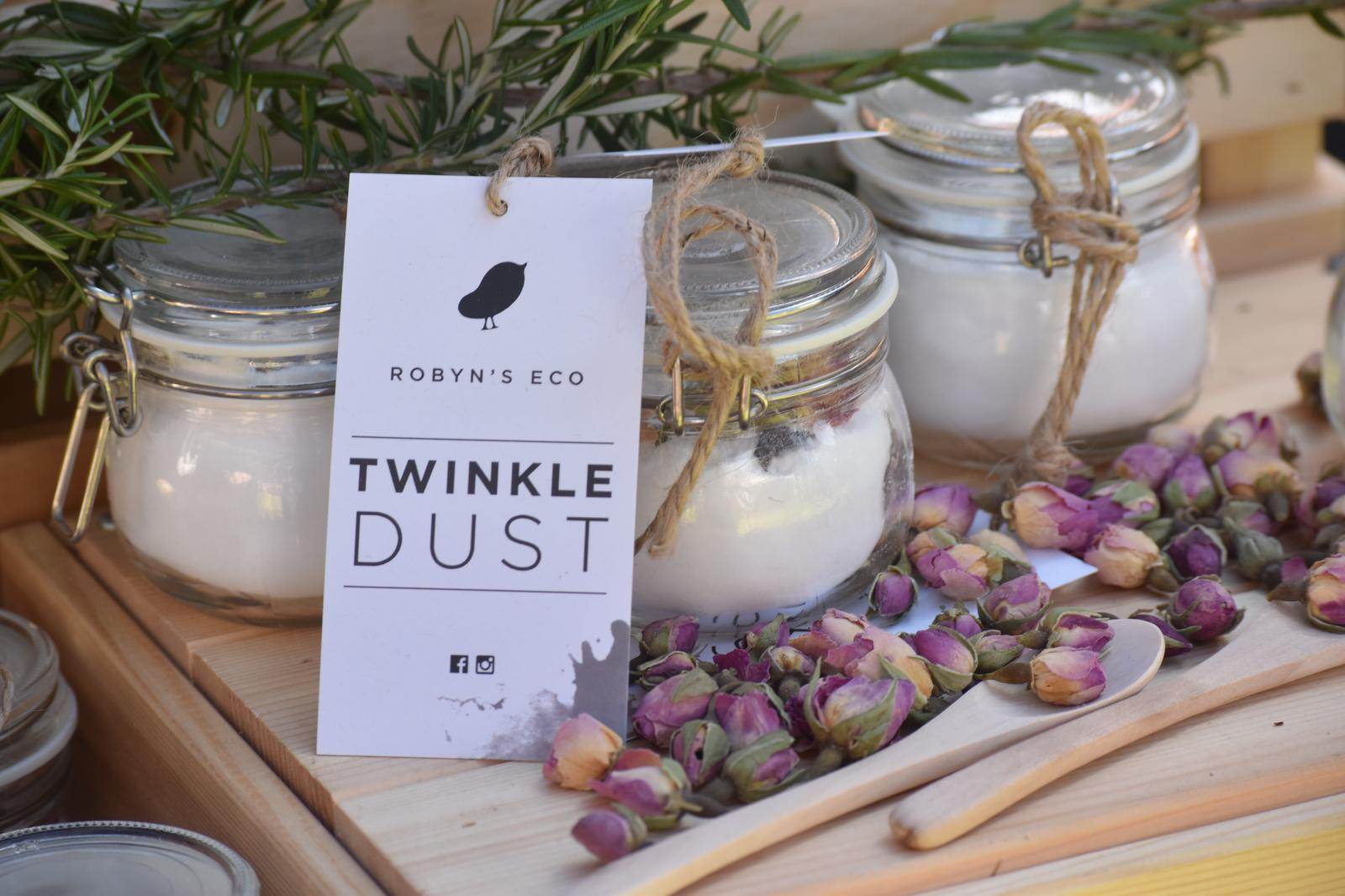 Twinkle dust powerful infused cleaner