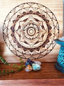 Rock & Mandala