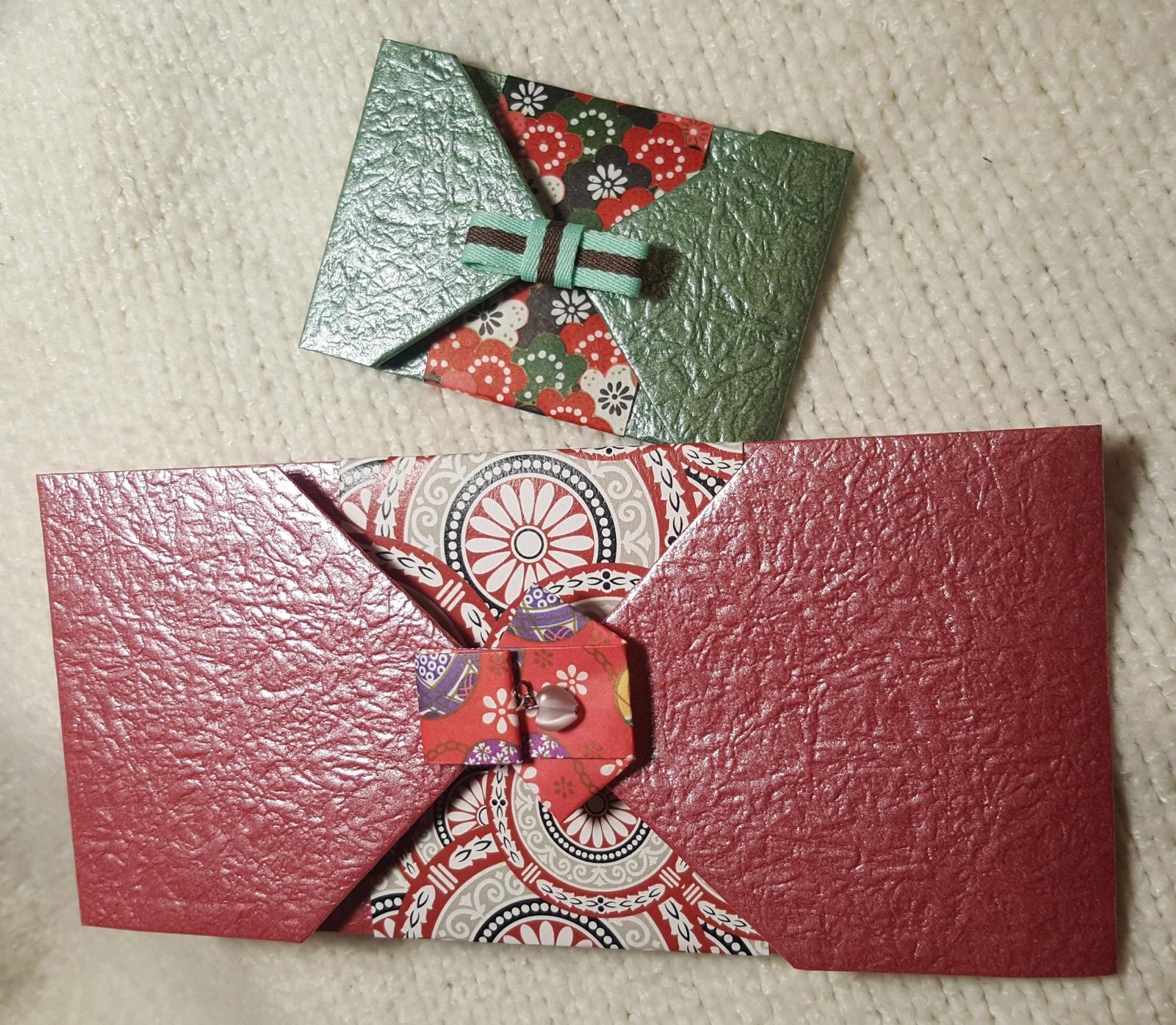 gift & moneny envelop
