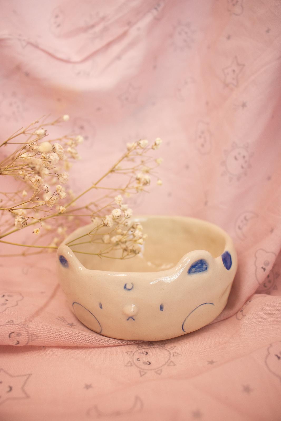 Moon Bear Snack Bowl