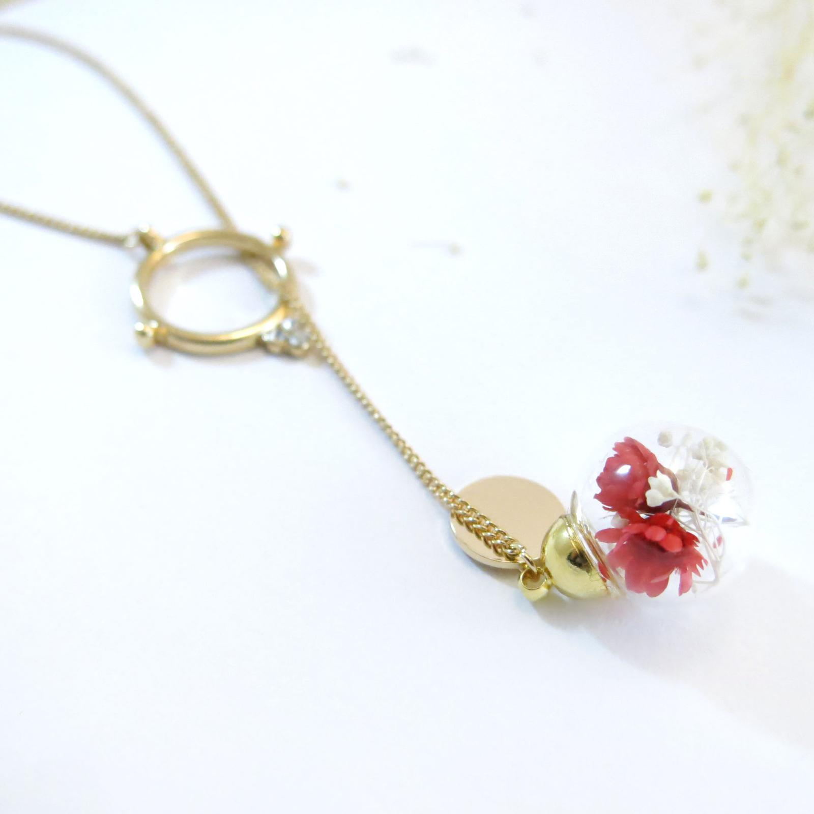 Sakura long Necklaces