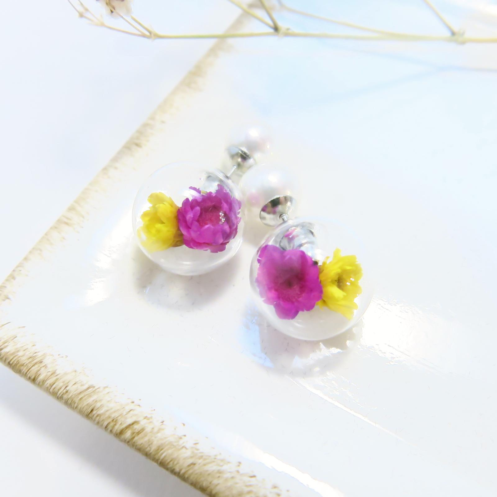 Double Sided Earrings