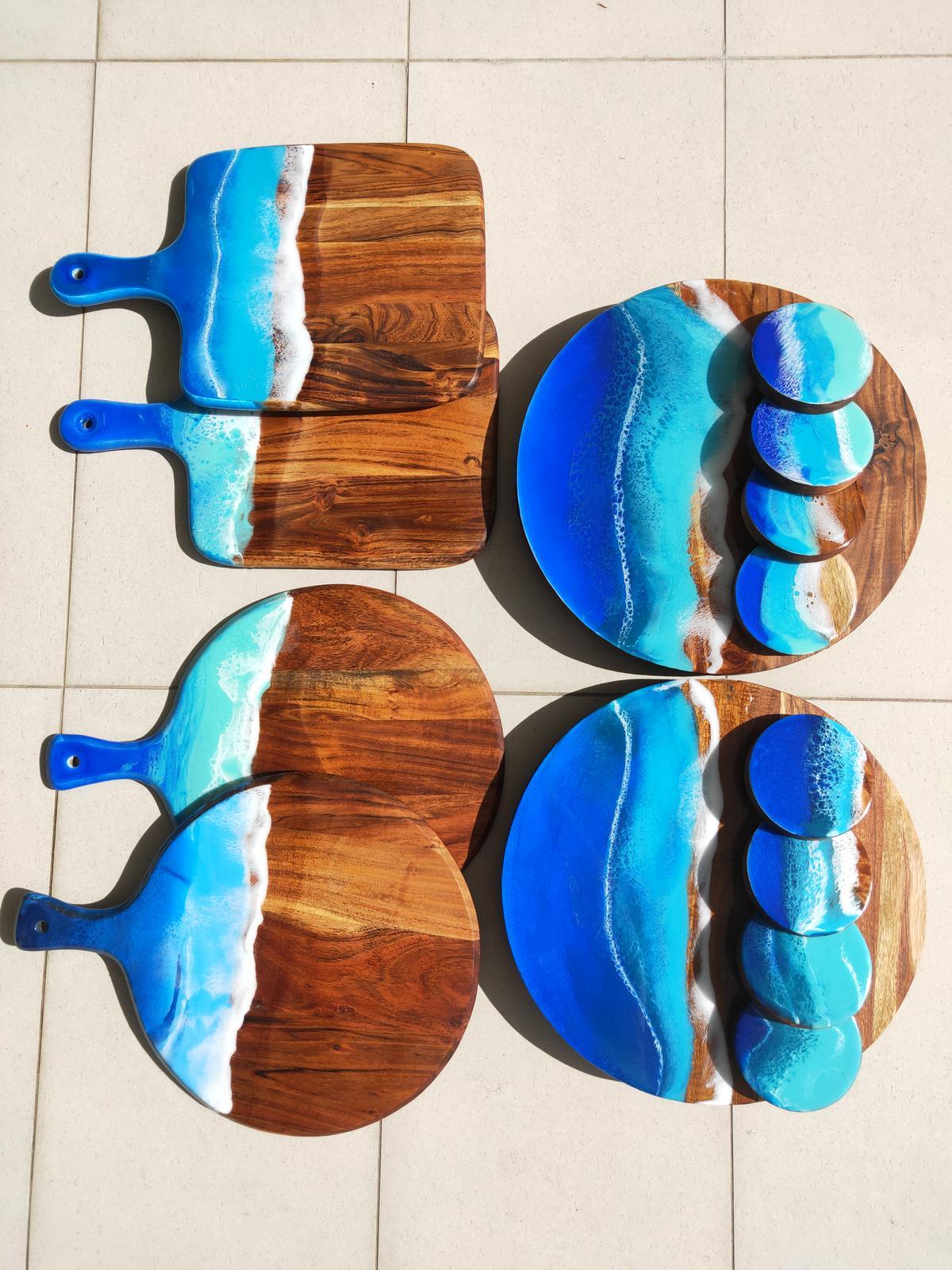 Ocean cheeseboards