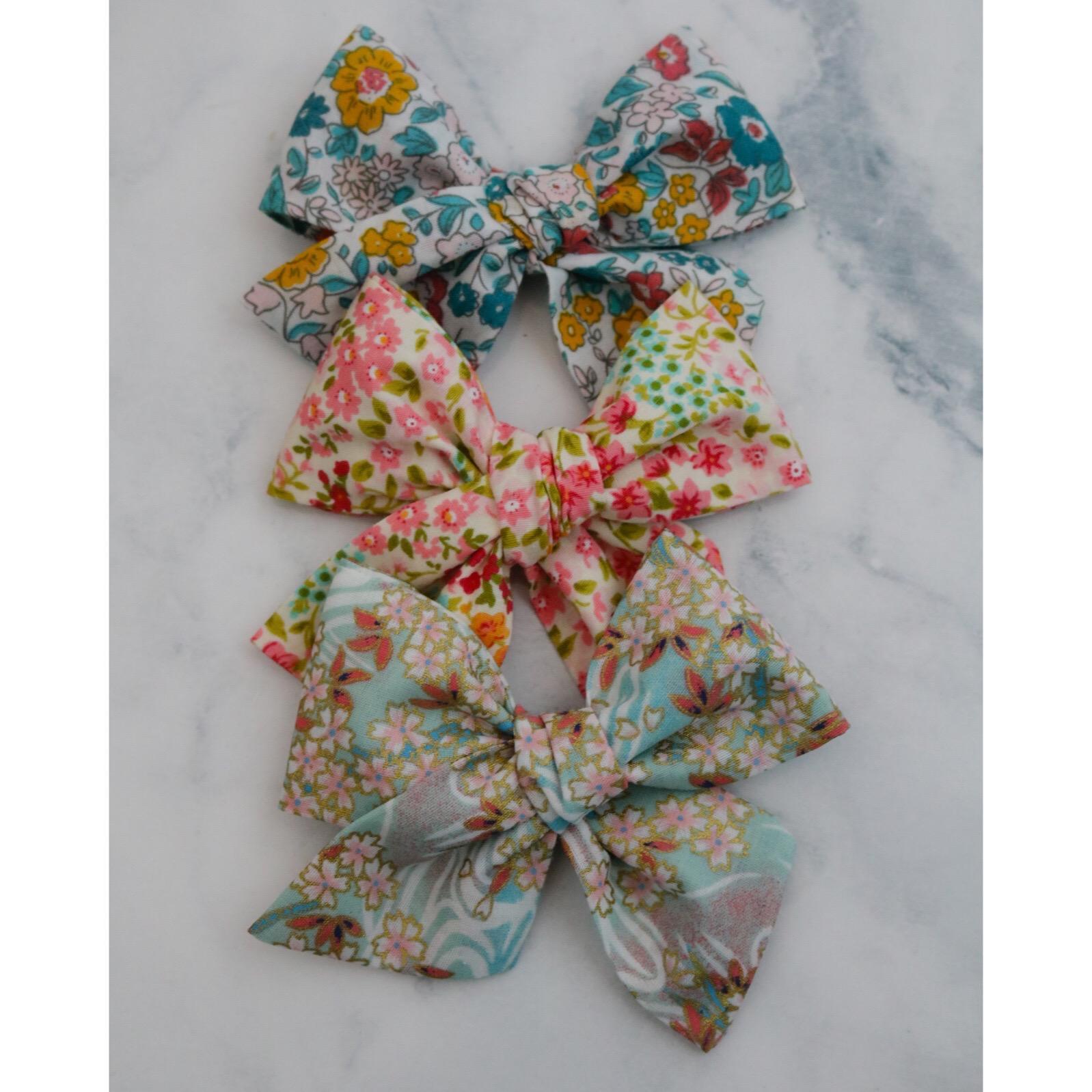 Fabric Pinwheel 2