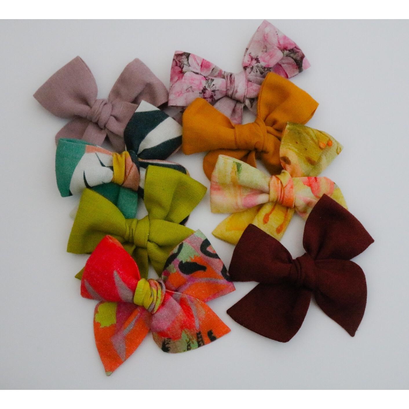 Fabric Pinwheel