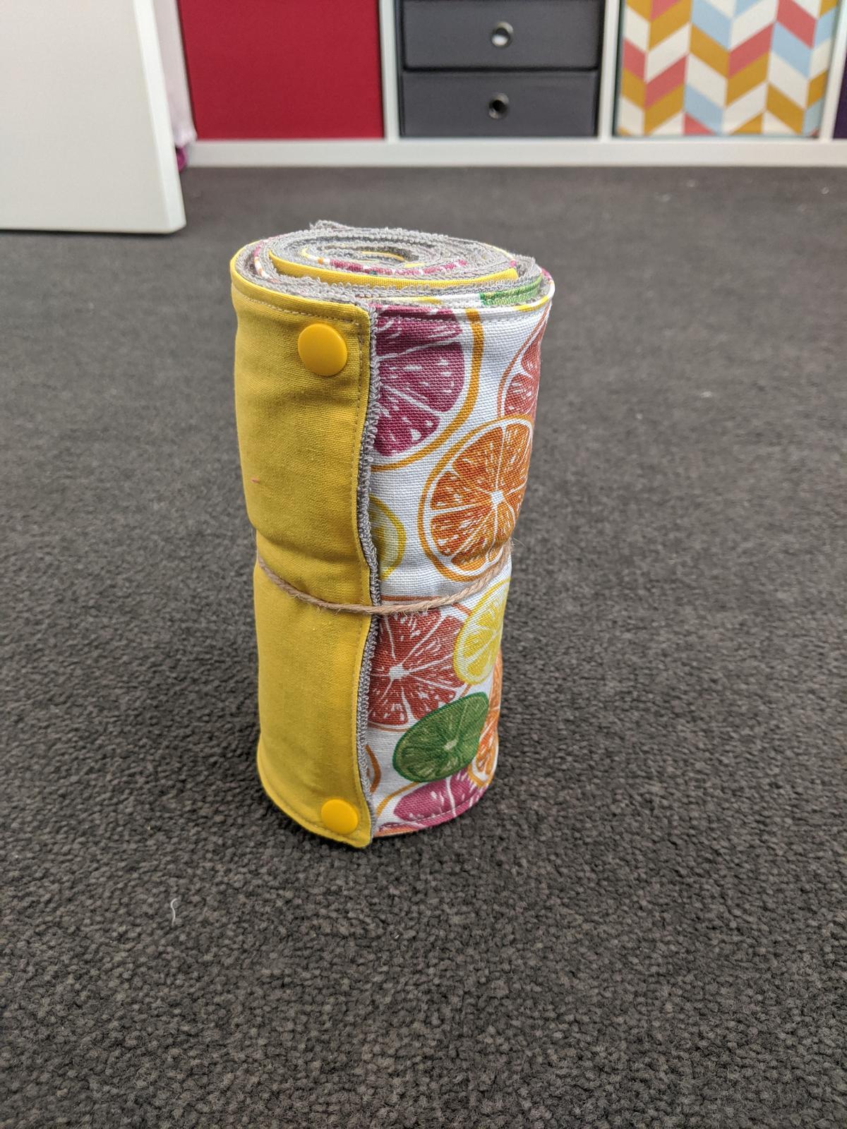 Citrus Reusable Paper towels