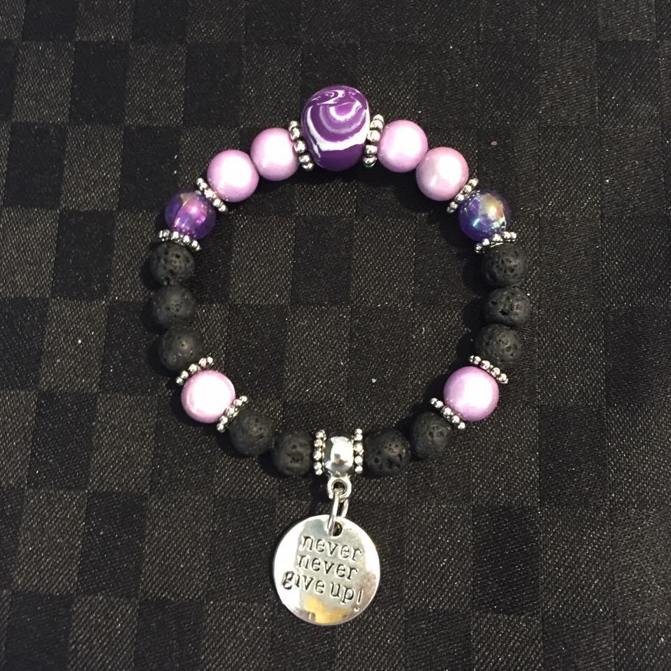 purple lava bracelets