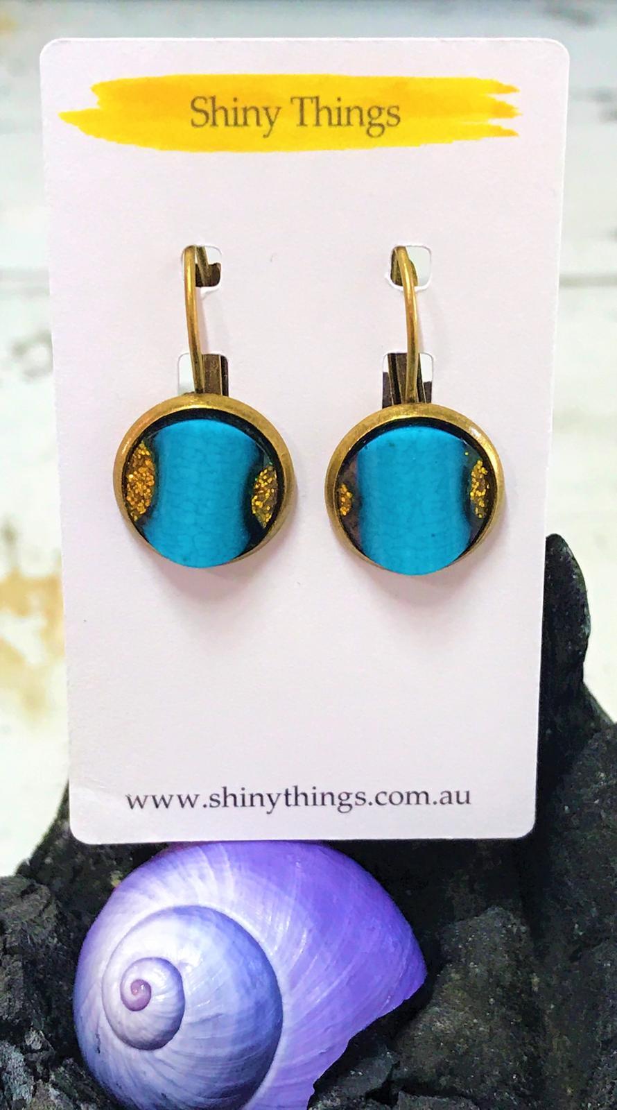 Lever Arch Earrings