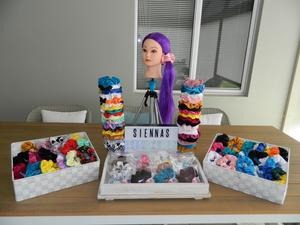 Sienna's Scrunchies