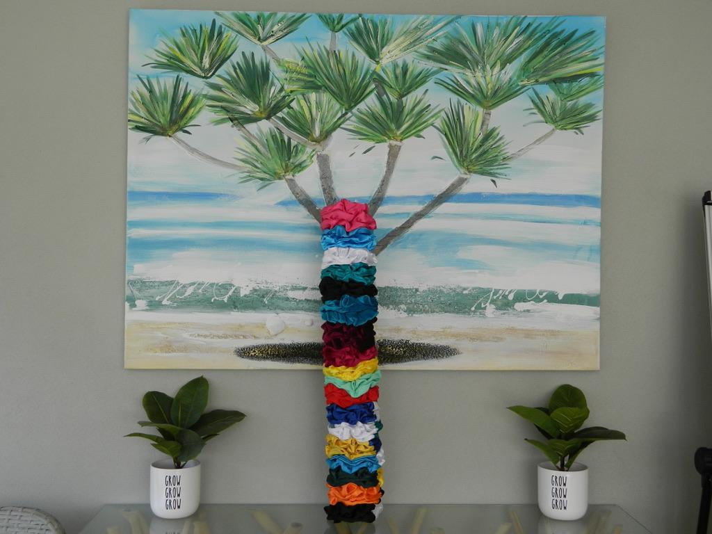 Scrunchie Tree