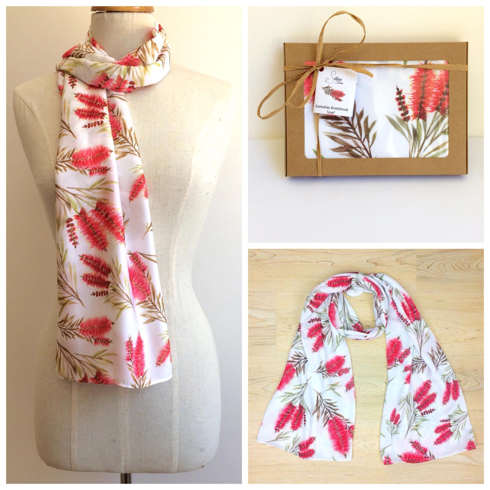 Bottlebrush Scarf
