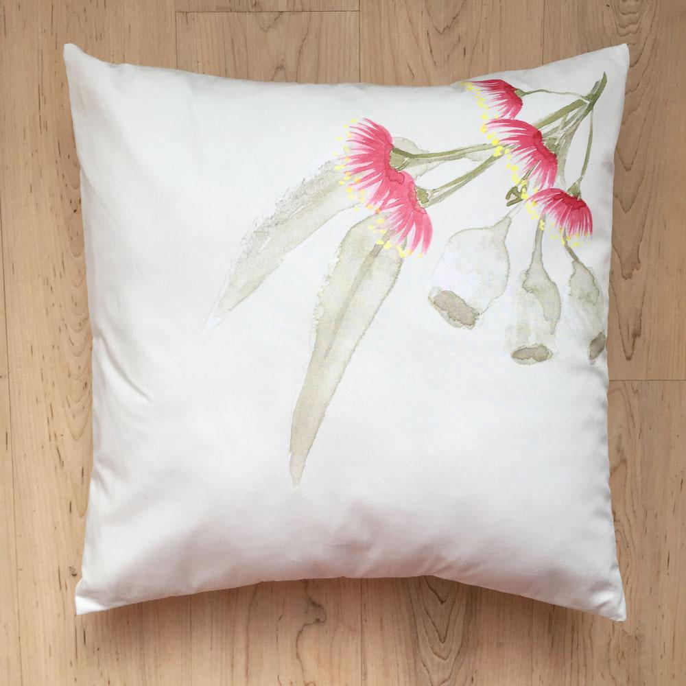 Gum Blossom Cushion Cover
