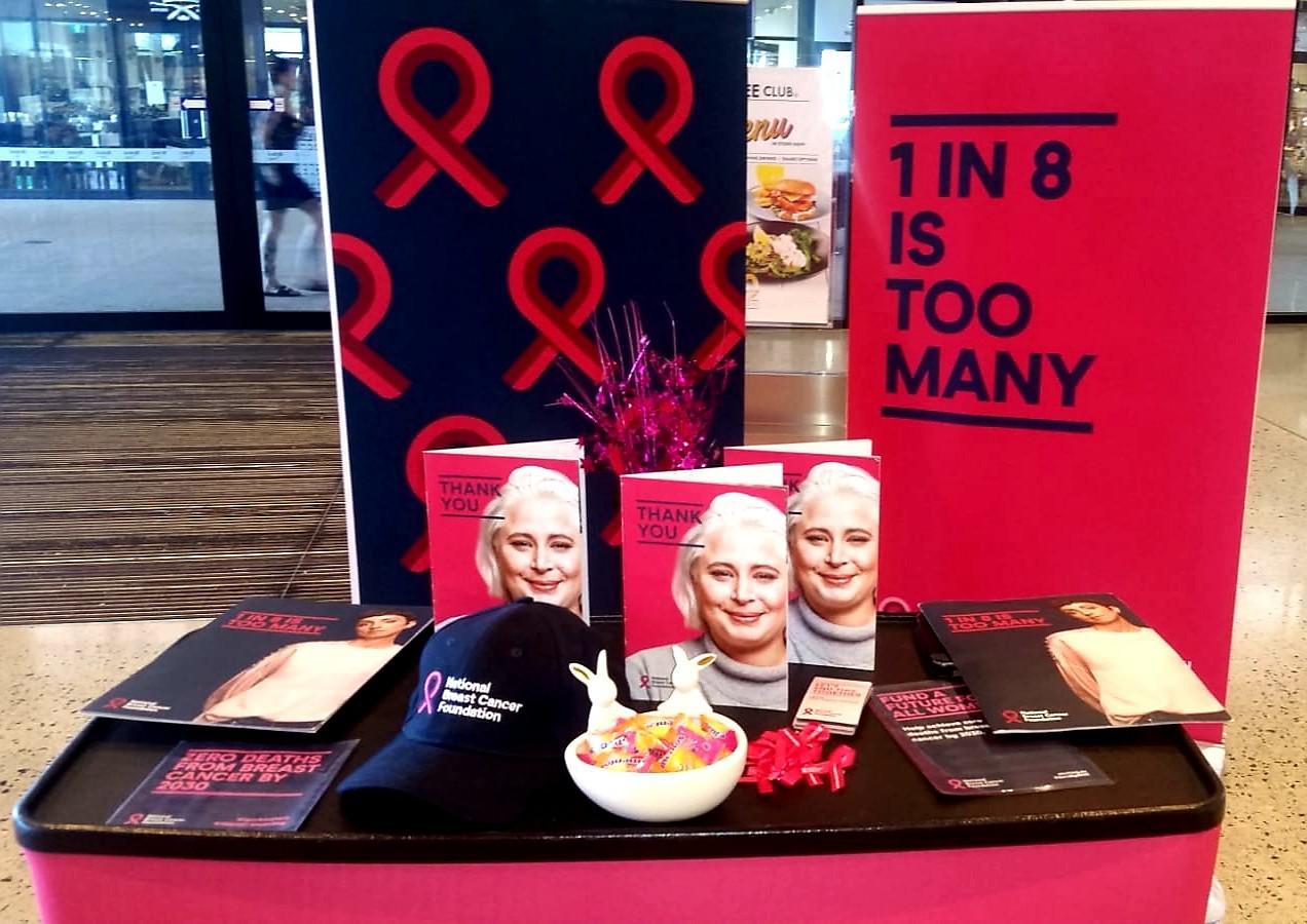 Breast cancer merchandise