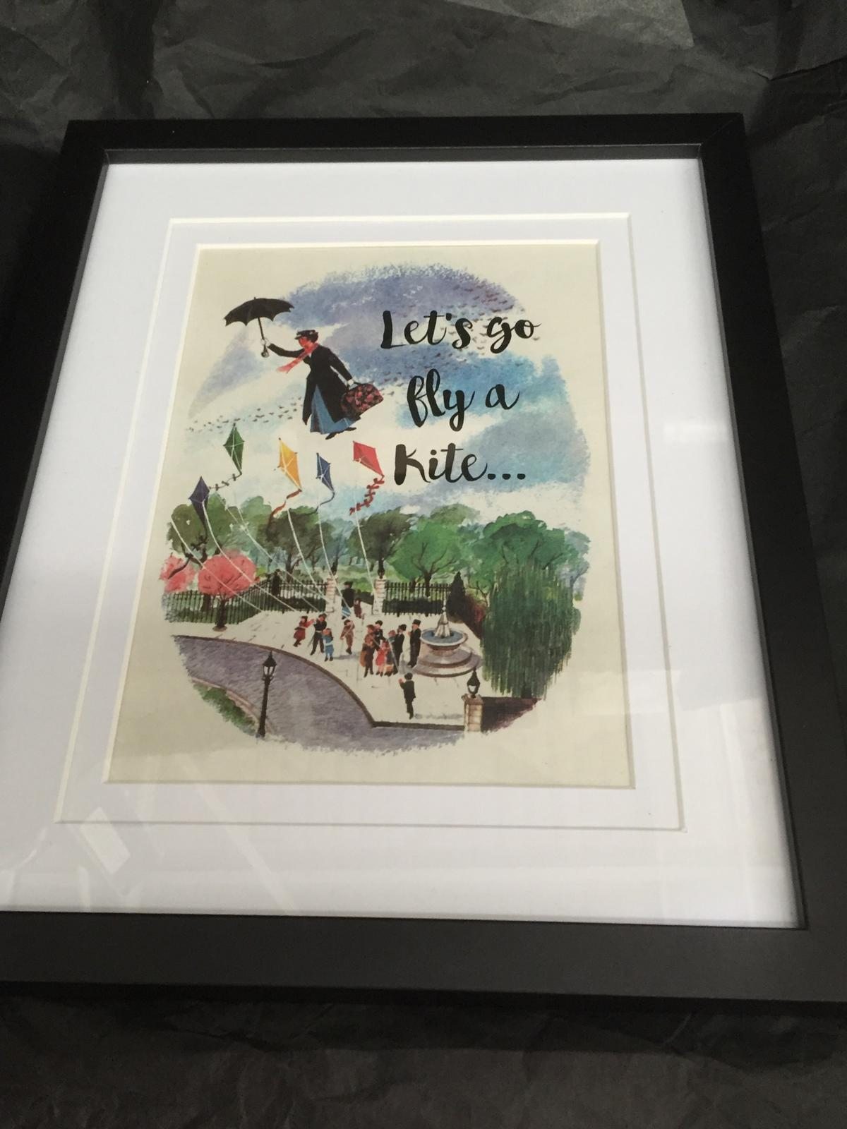 Vintage Mary Poppins Book quote