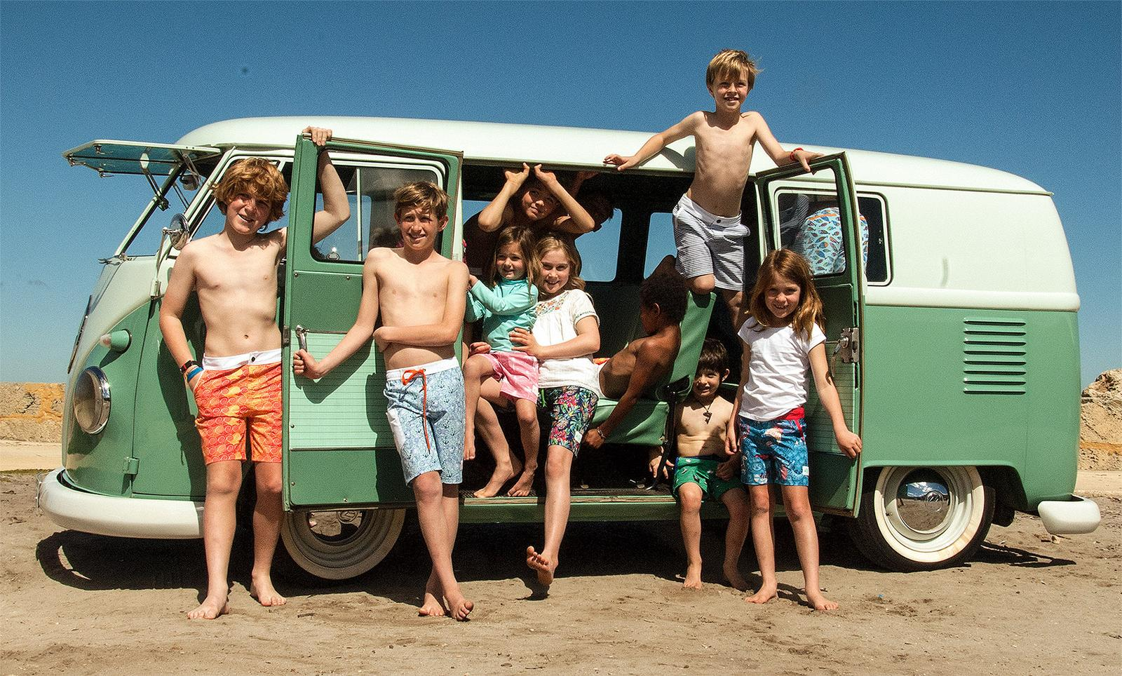 Eco-Friendly South Beach Boardies, born and bred in Freo