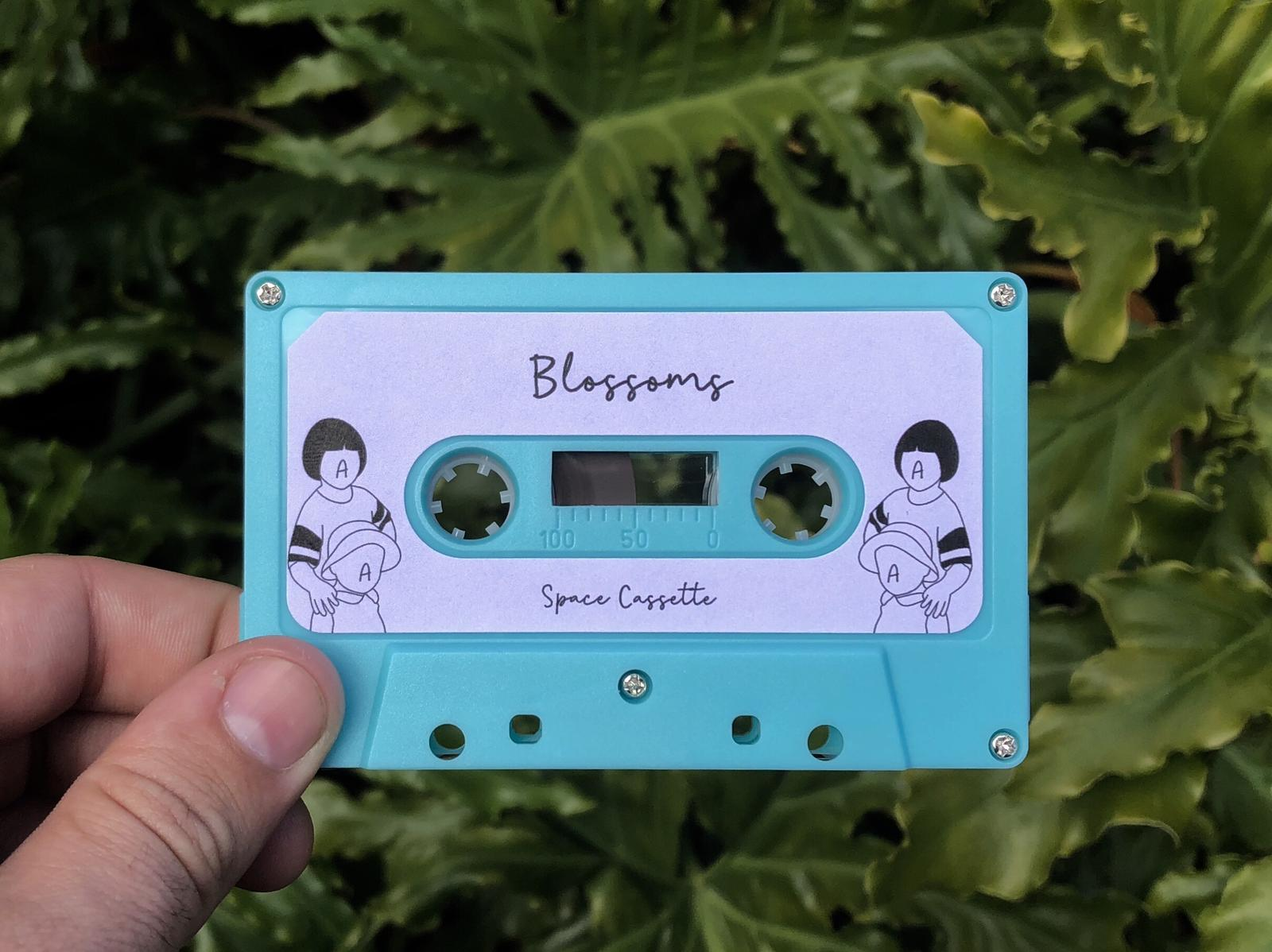 Blossoms - Perth Local Mixtape (compiled and produced by Space Cassette)