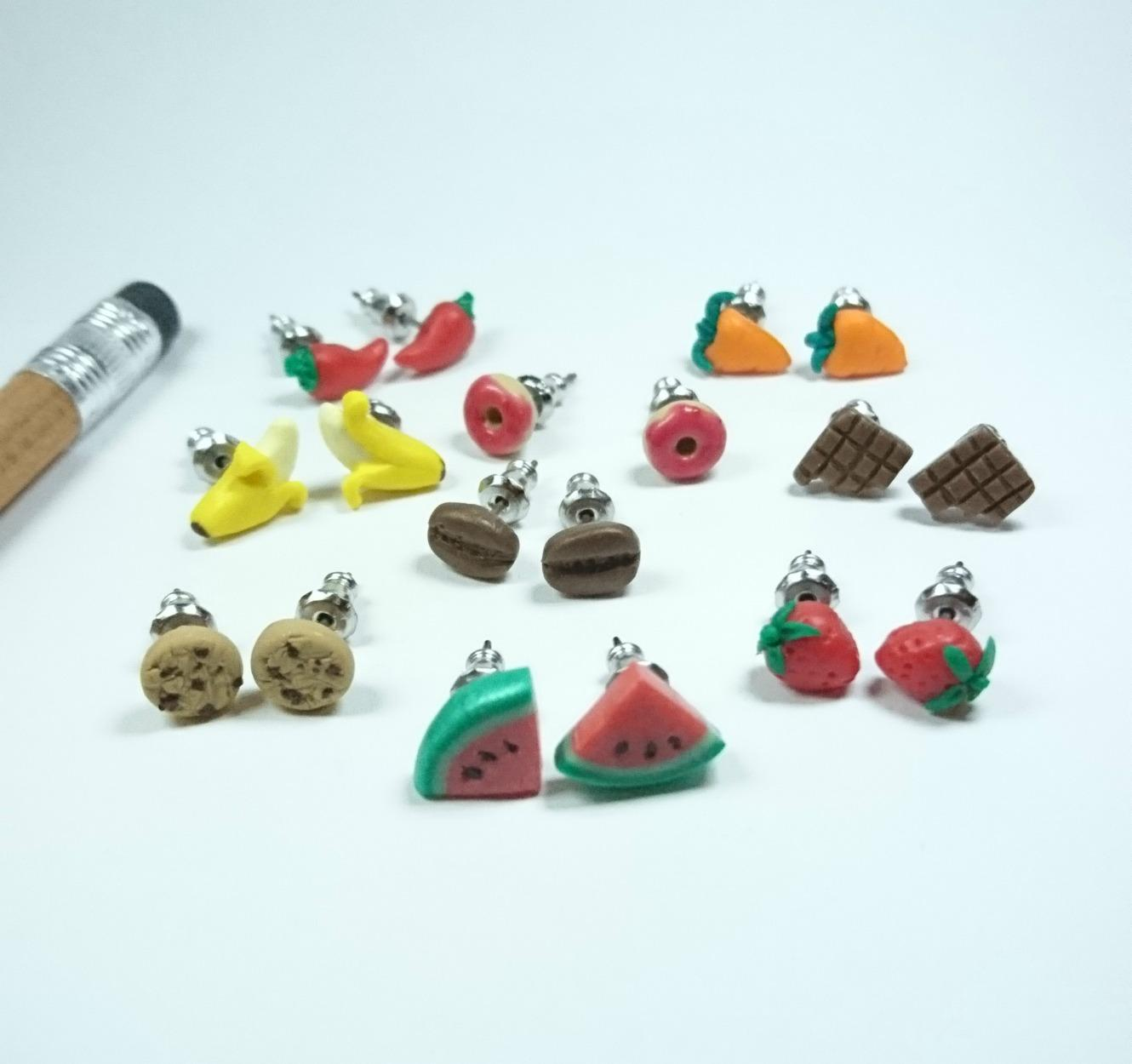 Studio Peppercorn_unique handmade jewellery_miniature food