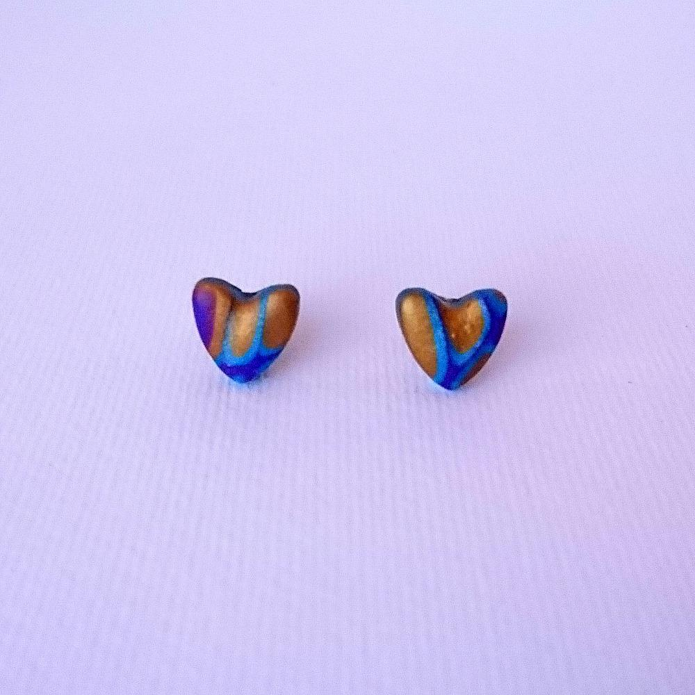 Studio Peppercorn_unique handmade studs