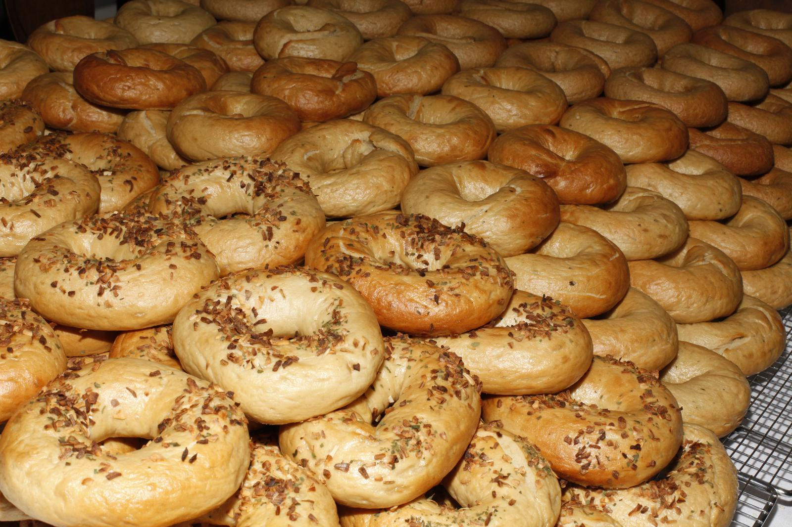 Our bagels