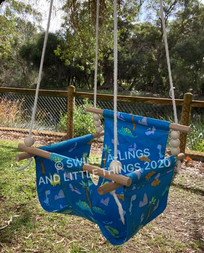 Dinosaur Swing-a-ling