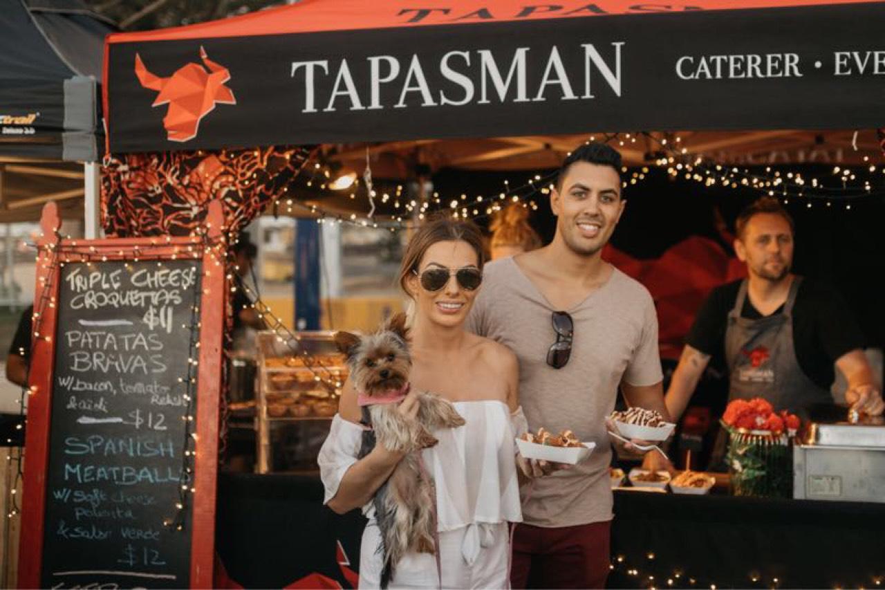 Tapasman Stall - Hawker Market