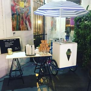 That Little Gelato Cart
