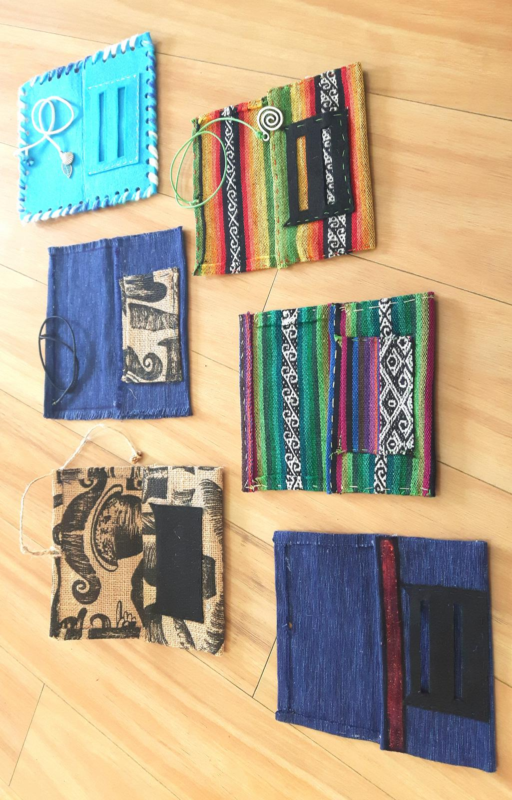 Wallet and Tobacco Cases