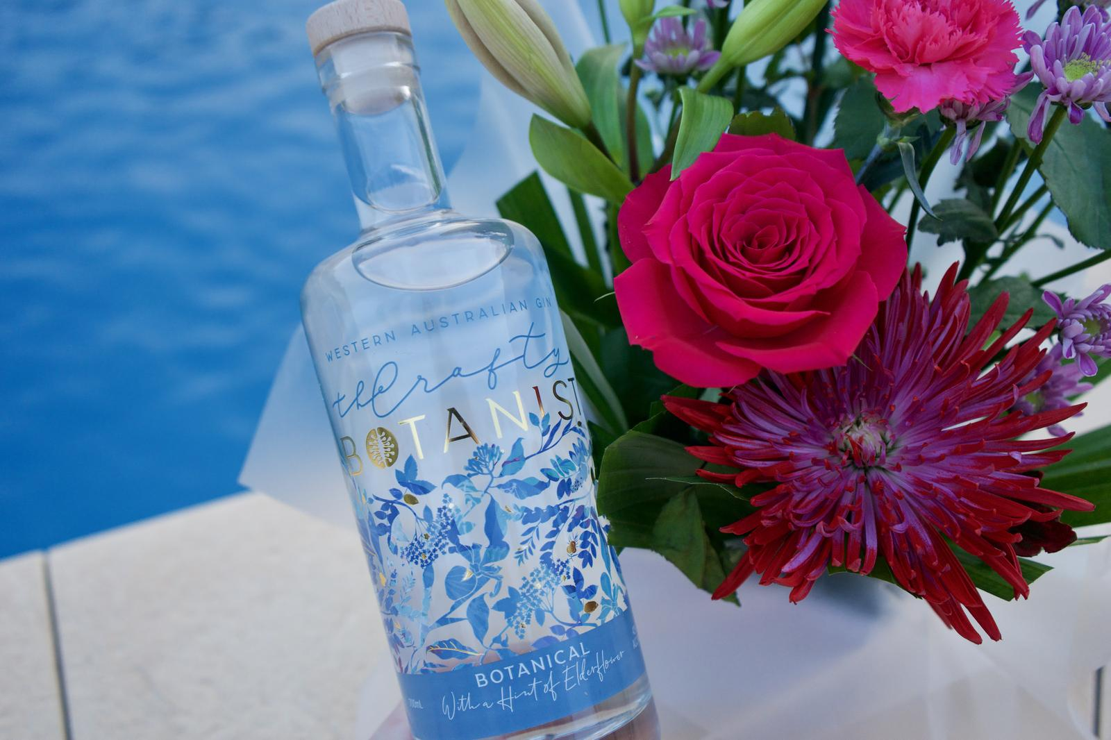 The Crafty Botanist Gin